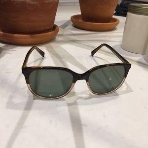 1af44c15b5 Warby Parker Accessories - Warby Parker Laurel frame sunglasses